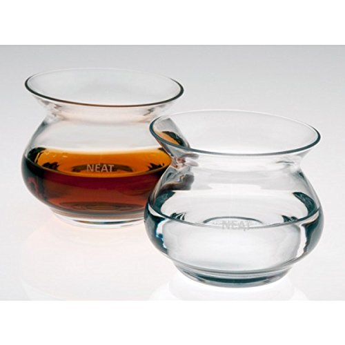Ultimate Spirits Glass, Set of 2 by The Neat Glass Aperitif Set