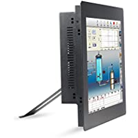15 Inch IPC Industrial 10 Points Capacitive Touch Panel PC 1037U Z14 (4G RAM 64G SSD)