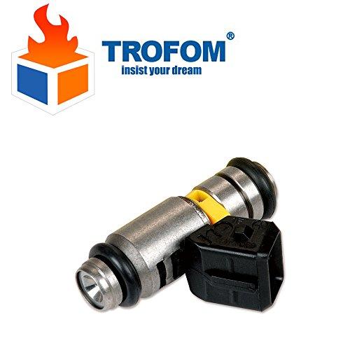 Atlanta-Shop - Fuel injector nozzle valve for HARLEY DAVIDSON DUCATI 749 996 998 999 MOTORCYCLES MOT FIAT VW 214310006900 WFI194 IWP069