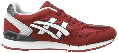 Asics Gel-Atlanis, Unisex Adults' Multisport Outdoor Shoes Red (Burgundy/White 2501)
