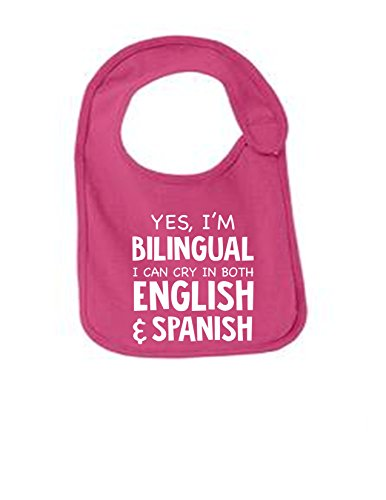 Yes bilingual Funny Infant Jersey product image