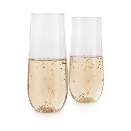 Flexi Stemless Champagne Flutes True product image