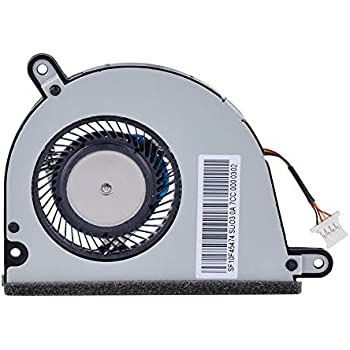 Amazon com: New CPU Cooling Fan For Lenovo Yoga 2 13 Series