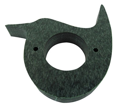 JCs Wildlife Green Recycled Poly Wren Portal Cover / Birdhouse Predator Guard
