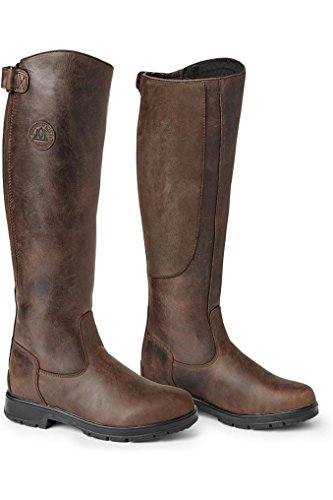 Rider Regular Calf Mountain Size Footwear Legacy Horse High Size Wide Brown Footwear Boots Mountain 38 Cq8ftwn