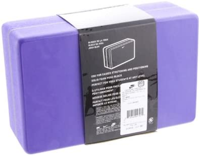 Amazon.com : NIKE Essential Yoga Block, Lavender : Sports ...