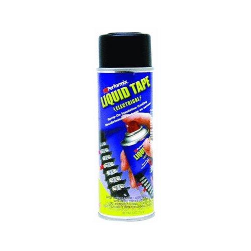 Plasti Dip Performix Intl. Liquid Electric Tape BLACK 6oz Spray on