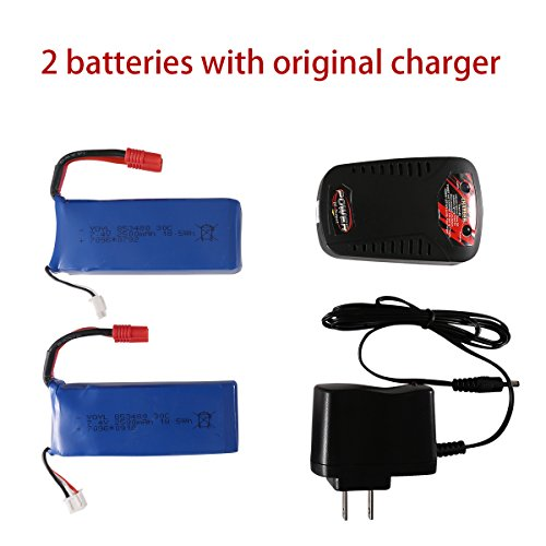 2500mah Battery Quadcopter Original Charger product image