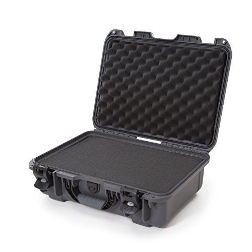 Nanuk 925 Waterproof Hard Case with Foam Insert - Graphite by Nanuk