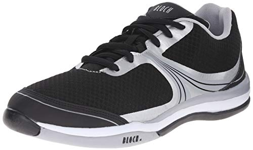 Leo Women's Element Cross Trainer Black 8.5 Medium US