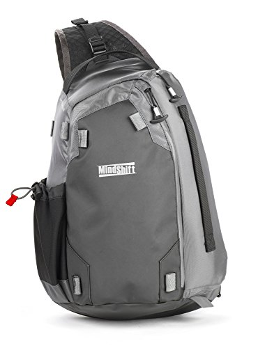 MindShift Gear PhotoCross 10 Sling Bag (Carbon Gray) by Mindshift