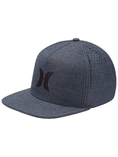 Hurley Dri-Fit Icon 4.0 Hat - Obsidian/Black