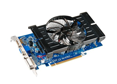 Gigabyte Radeon HD 6670 2GB DDR3 PCI Express 2.1 DVI-I/HDMI/D-SUB Crossfire Ready Graphics Card GV-R667D3-2GI - Amd Radeon Hd 6670 Graphics Card