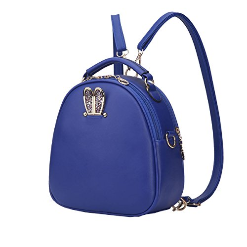 Dissa - Tote Bag For Women Blue One Size