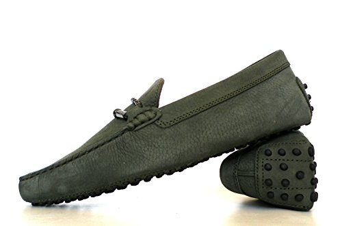 TODS scarpe mocassino uomo morsetto club new gommini XXM0GW0L910ENKT808