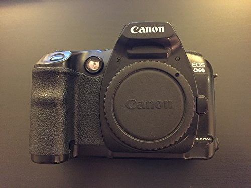 Canon D60 6.3mp Digital SLR Camera Body Only