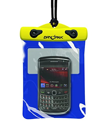"""Price comparison product image DRY PAK Dry Bag for Cell Phones,  Cameras,  iPhone,  Android,  5"""" x 6"""""""
