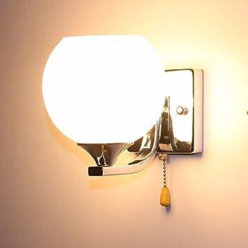 La creatività moderna luci a LED da parete Lampada da parete a ...