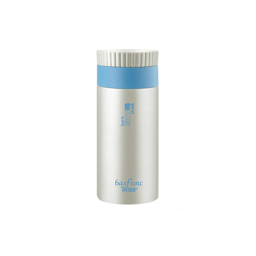 FF Edelstahl-Isolierflasche Portable Mini-Wasser-Schalen-gerades Schalen-Vakuumschale