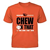 Oregon State Beavers - Chew On That - Shirt - Gildan Youth T-Shirt - Officially Licensed Fashion Sports Apparel