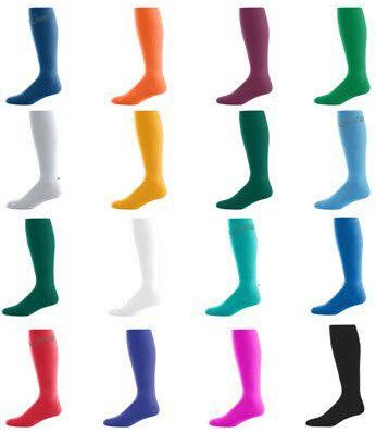 Joe's USA - Baseball Game Socks - All Colors
