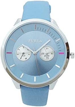 フルラ 腕時計 R4251102548 METROPOLIS クォーツ ライトブルー【レディース】 [並行輸入品]