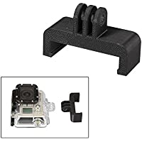 Drone Fans 3D Printed Gopro Camera Mount Adapter Inspire1 Camera Connector for Gopro and Multicopter Drones (Black)