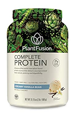 PlantFusion Complete Plant-Based Protein delivers complete and balanced nutrition in a simple, delicious way to help you achieve your wellness goals. The protein in PlantFusion is perfectly balanced for managing appetite, improving energy and recover...