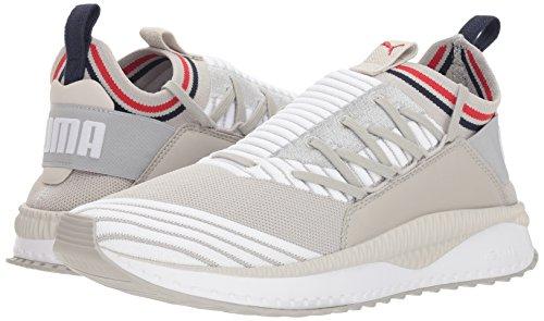 Puma Gray puma Sneaker White ribbon peacoat Tsugi Jun Adulto Red Unisex Violet BCwBraq