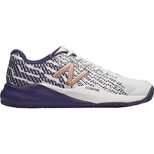 トロピカルラッチ繕う(ニューバランス) New Balance レディース テニス シューズ?靴 996v3 Tennis Shoe - Hard Court [並行輸入品]
