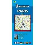 Paris Street 54 Michelin
