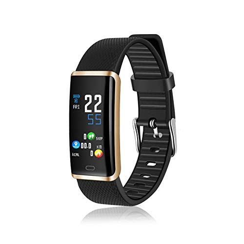 ThinIce Smart Watch Waterproof Wristband Colorful Screen Heart Rate Monitor Bracelet for Kids