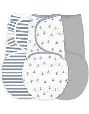 Amazing Baby Swaddle Blanket with Adjustable Wrap