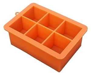 Kubestix - Large Ice Cubes and Bottle Ice Cube Sticks Tray GEN2