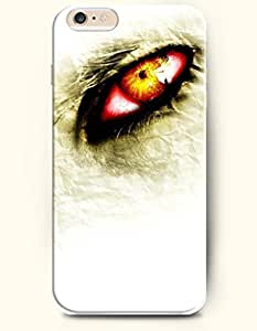 OFFIT iPhone 6 Plus Case 5.5 Inches Sad Red Eye by supermalls