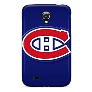 Durable Montreal Canadiens Back Cases/covers For Galaxy S4