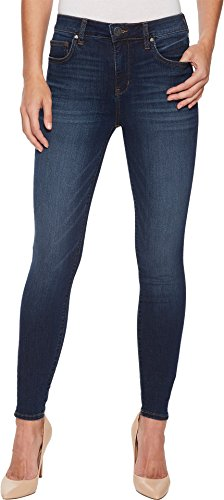 KUT from the Kloth Women's Mia High-Waist Skinny in Goodly Goodly/Stone Base Wash 12 31 31
