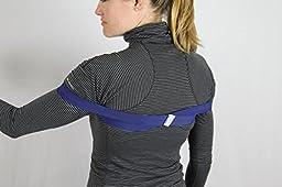 The 2 in 1 Posture Brace | Posturific Brace.com (Medium, Beige)