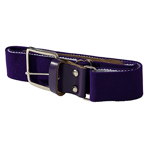 Franklin Sports Baseball Belt, Purple
