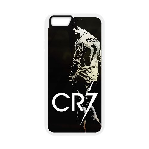 Cristiano Ronaldo Phone Case And One Free Tempered-Glass Screen Protector For iPhone 6,6S 4.7 Inch T128230