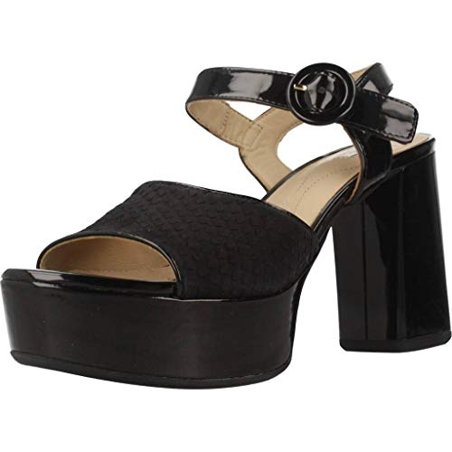 Negro Galene Sandalias Mujer Y Beige Geox Modelo c9999 Chanclas Geox Color D Mujer Para Marca Beige qfq6wxSg