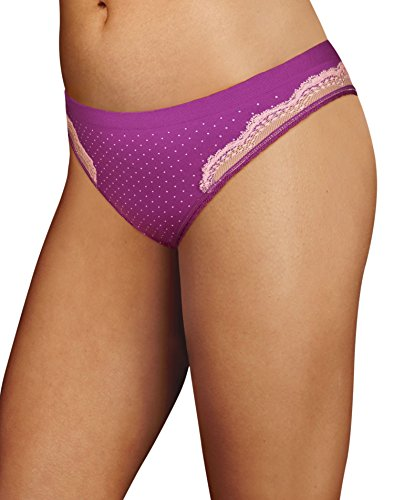 Maidenform Womens Casual Comfort Seamless Thong, 5