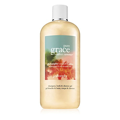 Philosophy Pure Grace Endless Summer Shampoo Bath & Shower Gel, 16 Ounce