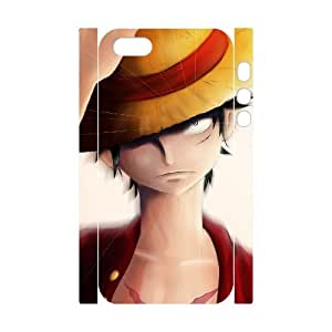 IMISSU One Piece Phone 3D Case For iPhone 5,5S [Pattern-1]