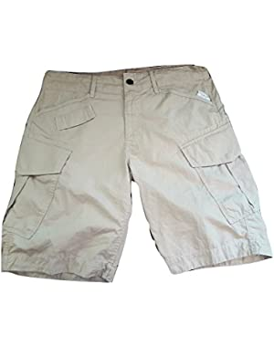 Men's Recroft Taperd Bermuda Shorts Size 32