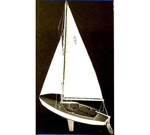 Lightning Sailboat, 19