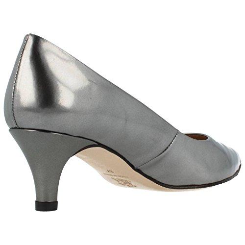ARGENTA Zapatos de Tac�n, Color Plateado, Marca, Modelo Zapatos de Tac�n 655 0732C1 Plateado