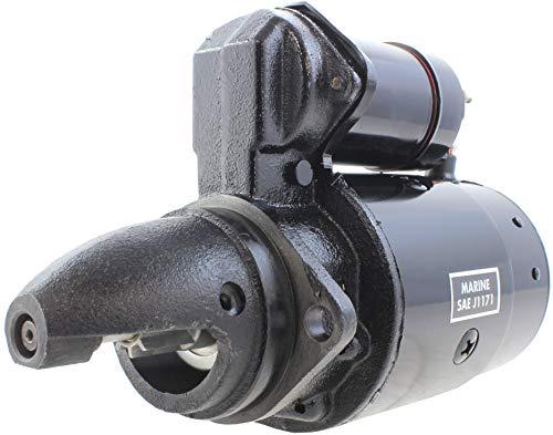 - New Premium High Torque Coated Starter Marine Certified fits Crusader Mercruiser & OMC 5.0L-8.9L Engine 981288 982195 984982 986007 980820 RA122009 10059LH ST59LH ST59LHHD STM59LHHD 30122 30455 30110