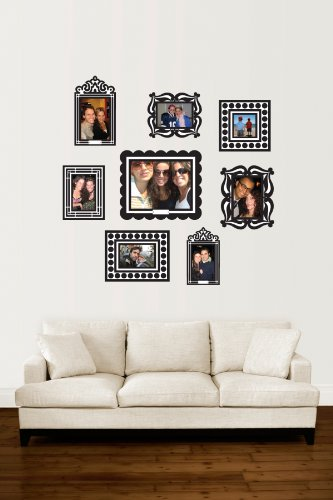 Butch Harold Sticker Picture Frames product image