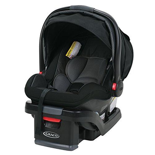 41yshbtZC4L - Graco SnugRide SnugLock 35 XT Infant Car Seat   Baby Car Seat, Gotham